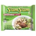Nouilles Légumes