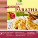 Paratha ail et piment