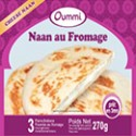 Naan fromage