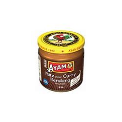Pâte pour Curry Rendang