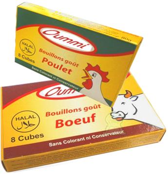 Bouillons Oummi