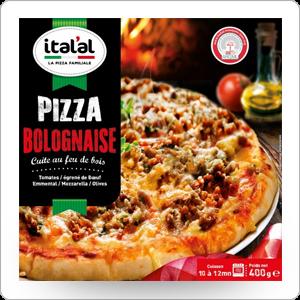 pizza bolognaise halal Ital'al