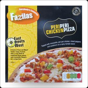 pizza peri-peri  fazilas